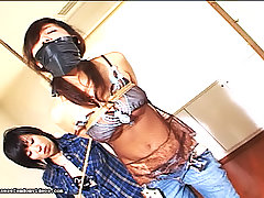 Femdom Pictures -  Fukami proceeds to have her wicked way with sweet Erena