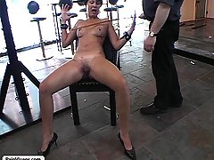 Punishment Pictures -  A slutty sub is injured and abused until her appalling degradation is complete