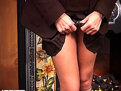Spanking Pictures -  Not-so-innocent girls are spanked and caned by their hot teacher