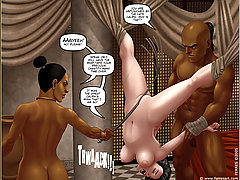 Cartoons Pictures -  art design adult bdsm fantasy drawings