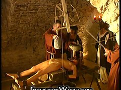 BDSM Pictures -  Medieval Inquisition