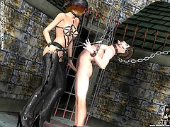 BDSM Art Pictures -