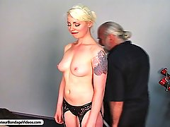 Amateurs Pictures -  Kinky Lorelei gets punished for her unclean thoughts