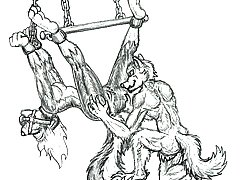 Furry BDSM Pictures -  furry bdsm