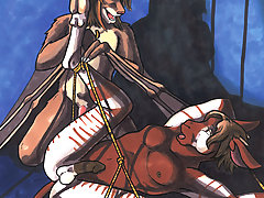 Cartoons Pictures -  furry bdsm pics
