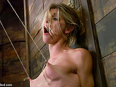 Bondage Pictures -  Bronco Busting, Tawni Ryden style non stop action