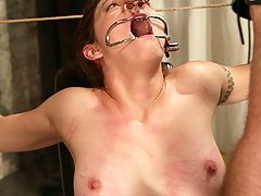 BDSM Pictures -  Torque brings Carly orgasms throughout this video.