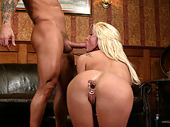 Couples Pictures -  BDSM submissive Staci begs to get her ass pounded