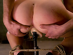 Submission Pictures -  Slave girl gets tested to her limits