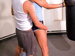 Transgender Pictures -  TS Yasmin Lee works out and fucks a hot stud in the ass