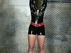 Bondage Pictures -  Hollie Stevens is captured and subjected to prolonged suffering