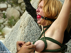 Bondage Pictures -  Sgt. Major takes Darling and friends in Cabo part 5.
