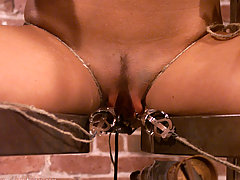 Torture Pictures -  Cowgirl takes Ashley on an orgasmic journey