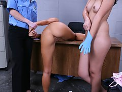 Domination Pictures -  Natali deals with dirty cops.
