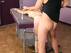 Slaves Pictures -  Nurse Diamond tied and fucked