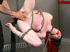Forced Orgasms Pictures -  Master Liam and Arachnia Webb