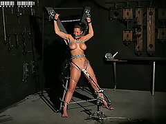 Forced Orgasms Pictures -  Jayden shows us all she's got