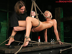 Forced Orgasms Pictures -  Rough justice in the Dungeon!