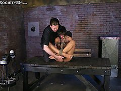 Slaves Pictures -  Intense pain experiences!