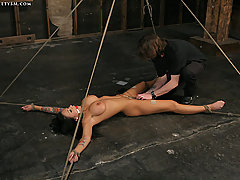 Slaves Pictures -  Mason Moore forced orgasms!