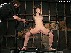 Forced Orgasms Pictures -  Screaming slave submission!