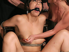 Forced Orgasms Pictures -  Two girls dominated