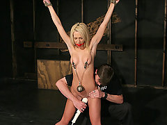 BDSM Pictures -  19 year Jada is eager please her Master