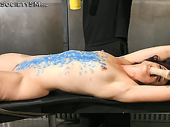 Forced Orgasms Pictures -  Whipped Vibed and waxed
