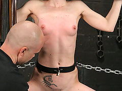 Pain Pictures -  Mina's tight body punished!