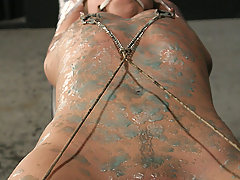 Pain Pictures -  Hardcore restraint orgasms!