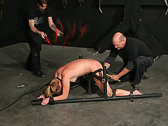 Torture Pictures -  Screaming in the Dungeon!