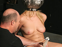 BDSM Pictures -  Tight restraints, Hot orgasms!