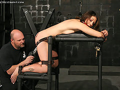 Torture Pictures -  Punished and Cumming!