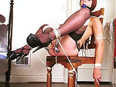 Bondage Pictures -  Perfect Pussy Bondage