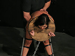 Pain Pictures -  Bound Orgasms