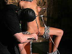 Pain Pictures -  Devaun is humiliated at StrictRestrait..