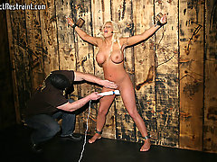 Extreme Pictures -  Contract slave Candy Manson suffers...